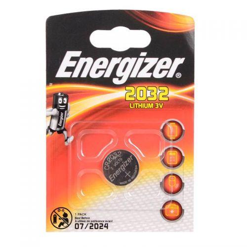 Батарейка Energizer Lithium CR2032, уп/1 шт