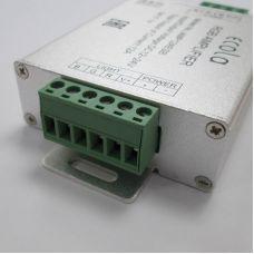 Усилитель для RGB ленты 12 А, 144/288 Вт, 12/24 В, AMP12AESB, Ecola