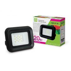 Прожектор светодиодный 20Вт 6500К СДО 7 20 IP65 4690612016450 ASD