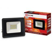 Прожектор светодиодный 20Вт 6500К СДО 8 IP65 4690612030029 IN HOME