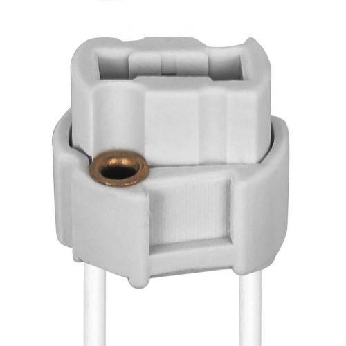 Патрон G9 с проводами, керамический, Feron LH29, арт. 22319