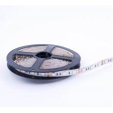 Лента светодиодная открытая 14,4 Вт/м, 12 В, 60 LED/м, SMD 5050, IP20, цвет: RGB, 00018, уп/5 м, SWG