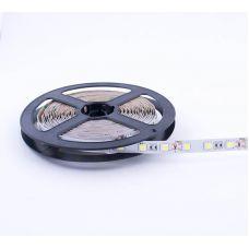 Лента светодиодная открытая 14,4 Вт/м, 12 В, 60 LED/м, SMD 5050, IP20, цвет: Белый холодный, 00041, уп/5 м, SWG