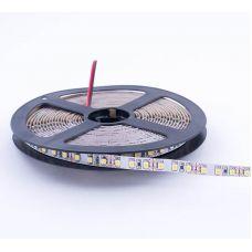 Лента светодиодная открытая 9,6 Вт/м, 12 В, 120 LED/м, SMD 3528, IP20, цвет: Белый теплый, 00058, уп/5 м, SWG