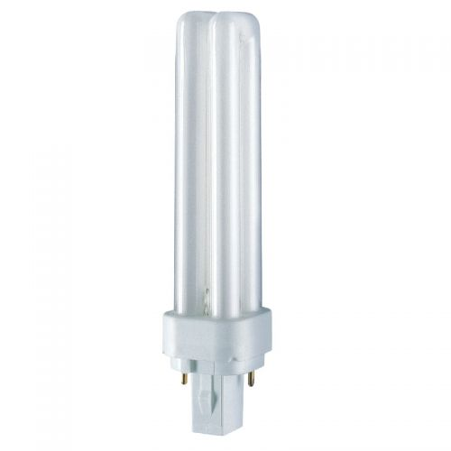 Лампа люминесцентная DULUX D 26W/840 26Вт G24d 3 4000К 4050300012049 OSRAM