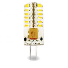 Лампа светодиодная Включай PREMIUM G4 12V 4W N SL 3000K AC/DC силикон 13х37 1008079