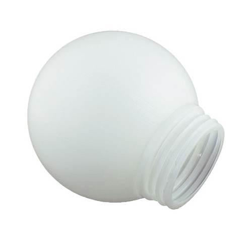 Рассеиватель Шар к НББ 04, молочный, пластиковый