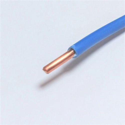 Провод силовой ПуВнг(A) LS 1х1,5 мм², голубой