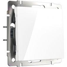 Выключатель одноклавишный (белый), артикул WL01 SW 1G, Werkel