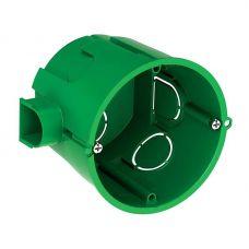 Коробка установочная для СП D65х60 мм, зеленая, бетон, IP30, арт. IMT35101, Schneider Electric