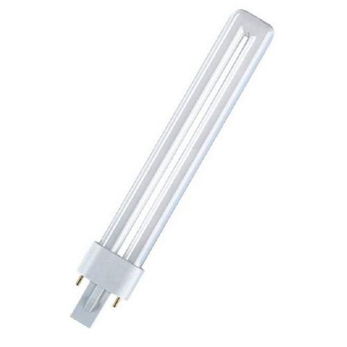 Лампа люминесцентная DULUX S 9W/830 9Вт G23 3000К 4050300025742 OSRAM