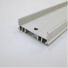 Профиль алюминиевый LC LSS 1236 2 для светодиодной ленты, накладной, Ledcraft