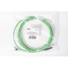 500015 Коммутационный шнур категории 6, U/UTP, оболочка LSZH, длина 3M