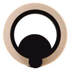 Светильник светодиодный (бра) LE LED WL BLISS 10W BLACK, артикул LE 061205 001, LEEK