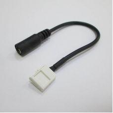 Коннектор переходник с разъема штырьковый (мама) на ленту 10 мм, SC21TCESB, Ecola
