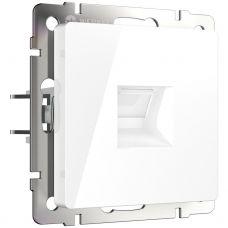 Розетка Ethernet RJ 45 (белая) W1181001
